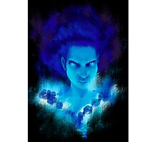 Lady Ghost Photographic Print