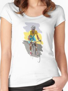 Maillot Jaune Women's Fitted Scoop T-Shirt