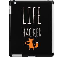 Foxy Life Hack iPad Case/Skin