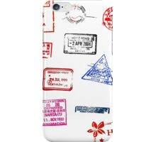 Passport B 578 iPhone Case/Skin