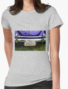 Bugsy II Womens Fitted T-Shirt