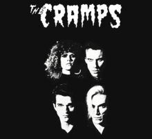 The Cramps Band by clara-linda