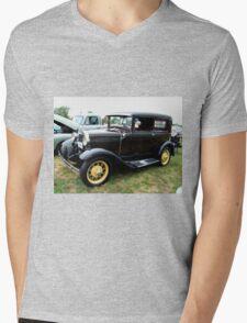 Caitlin II Mens V-Neck T-Shirt