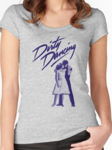 Dirty Dancing Women's Fitted Scoop T-Shirt