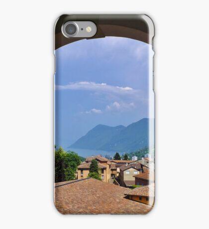 Through the Portal iPhone Case/Skin