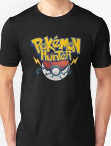 Pokemon Hunter Unisex T-Shirt