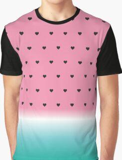 Watermelon Summer Blend By Everett Co Graphic T-Shirt