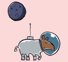 space tapir One Piece - Short Sleeve