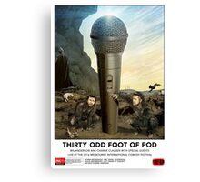 TOFOP- The Monolith Canvas Print