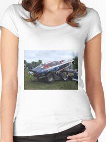 Damn Yankee Women's Fitted Scoop T-Shirt