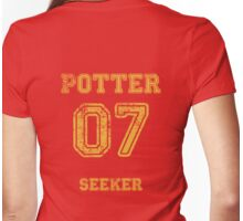 POTTER #07. Womens Fitted T-Shirt