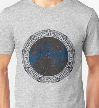 Stargate (black) Unisex T-Shirt