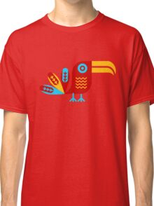 Toucan, bird, birdy, colorful Classic T-Shirt