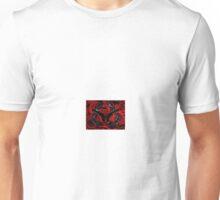 Pretty Guns and Roses Unisex T-Shirt