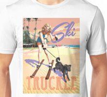 Ski Truckee! Unisex T-Shirt