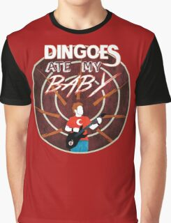 Buffy: Dingoes ate my baby Graphic T-Shirt