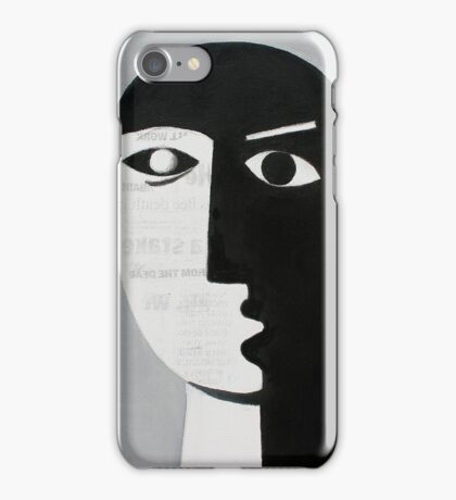 'INTERIOR DIALOGUE' iPhone Case/Skin