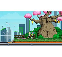 STARBOUND - CALM IN THE CITY Photographic Print