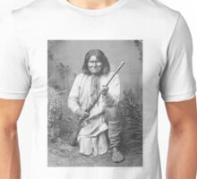 Geronimo Native American Tribe Leader Unisex T-Shirt