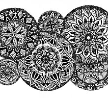 Mandalas by tiffanih