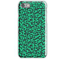 A Maze Pattern iPhone Case/Skin
