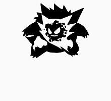Ghastly Haunter Gengar Evolution. Pokemon Unisex T-Shirt
