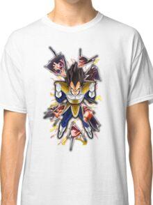 Dragon Ball Z: Vegeta vs Goku Classic T-Shirt