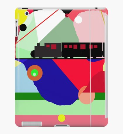 Train iPad Case/Skin
