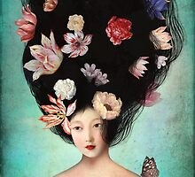 The Botanist's Daughter by ChristianSchloe