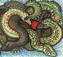 Snakeknot by LeftHandedLenya