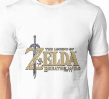 The Legend Of Zelda - Breath Of The Wild Unisex T-Shirt