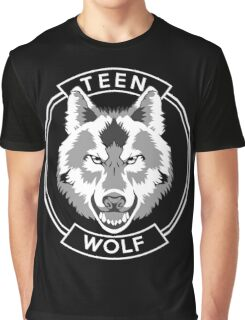 Teen Wolf Graphic T-Shirt