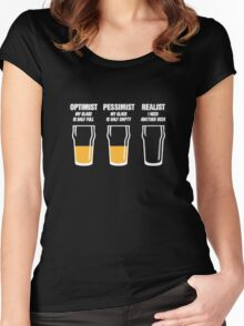 I like Beer tshirt Women's Fitted Scoop T-Shirt
