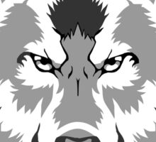 Teen Wolf (Black) Sticker