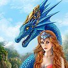 Fantasy Kingdom by Alena Lazareva
