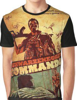 COMMANDO Graphic T-Shirt