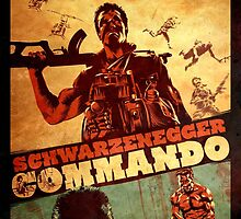 COMMANDO by James Fosdike