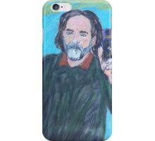 """Mark San Souci Selfie"" iPhone Case/Skin"