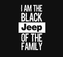 Jeep tshirt, I'm the black jeep of the family Unisex T-Shirt