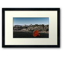 Bong 006  Framed Print