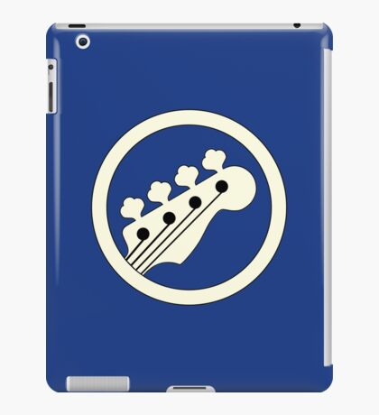 White Bass iPad Case/Skin