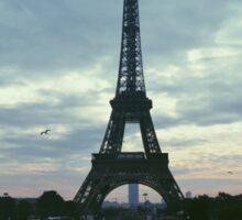 Tour Eiffel. Sticker