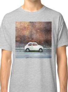 Old car watercolor painting Classic T-Shirt