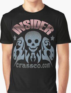 INSIDER SKULL Graphic T-Shirt