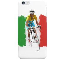 Maillot Jaune , Italy Flag iPhone Case/Skin