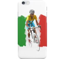 Maillot Jaune , Italy Flag iPhone Case/Skin