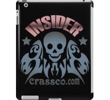 INSIDER SKULL iPad Case/Skin
