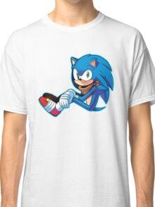 Sonic The Hedgehog/Sonic Boom  Classic T-Shirt