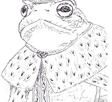 King Toad by COTTONCOPY