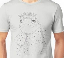 King Toad Unisex T-Shirt